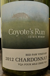 Friday Chard Coyote